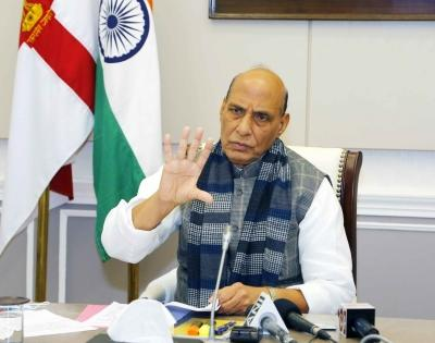 Defence reforms will make India global powerhouse in coming times: Rajnath | Defence reforms will make India global powerhouse in coming times: Rajnath