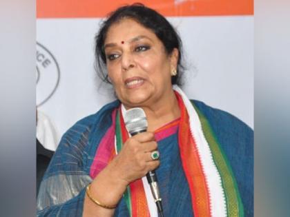 Congress leader Renuka Chowdhury tests positive for COVID-19   Congress leader Renuka Chowdhury tests positive for COVID-19
