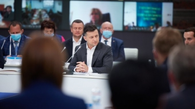 Ukrainian President's top aide survives assassination attempt | Ukrainian President's top aide survives assassination attempt