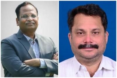 Goa, Delhi Power Ministers in public face-off over tariff models   Goa, Delhi Power Ministers in public face-off over tariff models