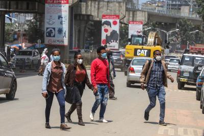 Ethiopia reports 1,664 new Covid-19 cases   Ethiopia reports 1,664 new Covid-19 cases