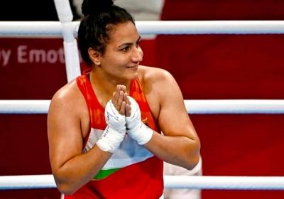 Olympics: Boxer Pooja Rani loses quarterfinal bout   Olympics: Boxer Pooja Rani loses quarterfinal bout