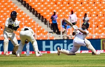 India win 4th Test, series 3-1, reach WTC final   India win 4th Test, series 3-1, reach WTC final