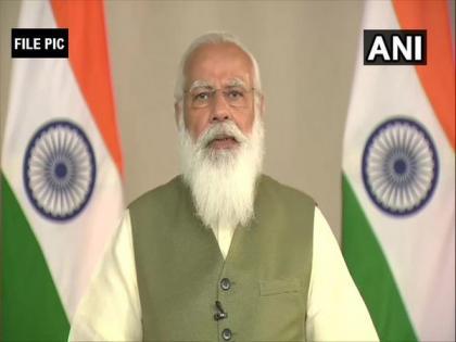 PM Modi speaks with Punjab, Bihar, Karnataka, Uttarakhand CMs over COVID situation   PM Modi speaks with Punjab, Bihar, Karnataka, Uttarakhand CMs over COVID situation
