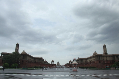 Light showers likely to continue in Delhi | Light showers likely to continue in Delhi