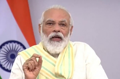 Atmanirbhar Bharat is for stable global order: Prime Minister   Atmanirbhar Bharat is for stable global order: Prime Minister