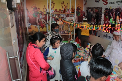 More than 29 lakh people visited 'Hunar Haat' in Lucknow   More than 29 lakh people visited 'Hunar Haat' in Lucknow