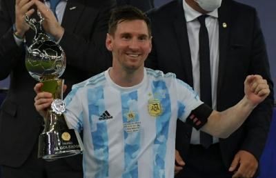Still no Messi as Copa America stars return to Barcelona | Still no Messi as Copa America stars return to Barcelona