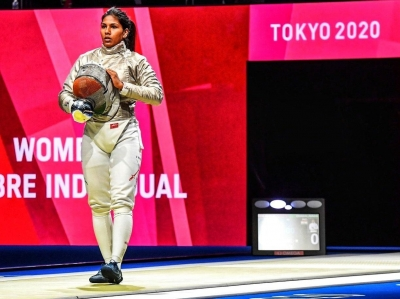Will keep working hard to improve technical aspects: Bhavani Devi | Will keep working hard to improve technical aspects: Bhavani Devi