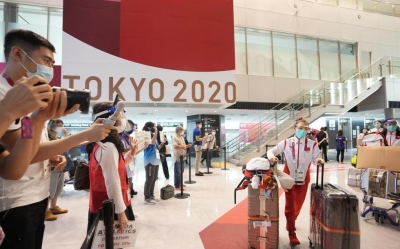 Olympics: Chinese gymnasts eye redemption at Tokyo | Olympics: Chinese gymnasts eye redemption at Tokyo