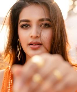 Nidhhi Agerwal's dream comes true after being directed by Farah Khan | Nidhhi Agerwal's dream comes true after being directed by Farah Khan