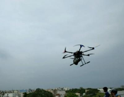 Pak enhanced drone capabilities during India-China border dispute   Pak enhanced drone capabilities during India-China border dispute