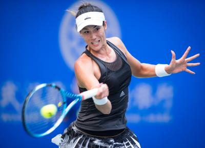 You compete for your team at Olympics, not for yourself: Muguruza | You compete for your team at Olympics, not for yourself: Muguruza