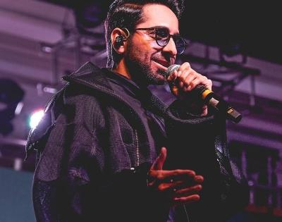 Ayushmann Khurrana misses being on stage | Ayushmann Khurrana misses being on stage