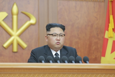 'Kim Jong-un appears to have reshuffled top officials' | 'Kim Jong-un appears to have reshuffled top officials'