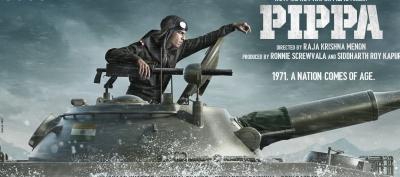 Ishaan Khattar starts shooting for 1971 war movie 'Pippa'   Ishaan Khattar starts shooting for 1971 war movie 'Pippa'