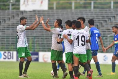 Durand Cup: Army Green enter quarters; FC Goa push Jamshedpur out | Durand Cup: Army Green enter quarters; FC Goa push Jamshedpur out