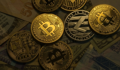 Bitcoin crosses $60K mark for first time | Bitcoin crosses $60K mark for first time
