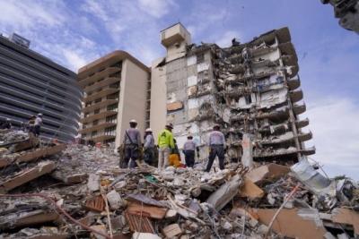 Florida condo collapse toll reaches 98   Florida condo collapse toll reaches 98
