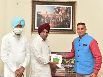 Encourage younger generations to read: Punjab Minister on World Book Day   Encourage younger generations to read: Punjab Minister on World Book Day