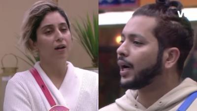 'Bigg Boss OTT': Neha says she would've dated Pratik if they had met when she wasn't married | 'Bigg Boss OTT': Neha says she would've dated Pratik if they had met when she wasn't married