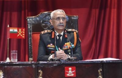 Army chief meets pvt defence manufacturers during Mumbai visit | Army chief meets pvt defence manufacturers during Mumbai visit