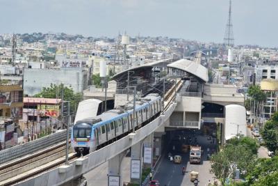 Telangana govt forms panel to help Hyderabad Metro   Telangana govt forms panel to help Hyderabad Metro