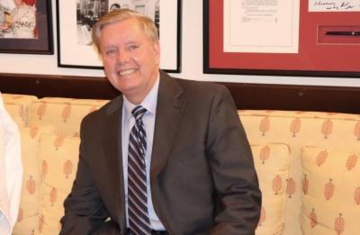 Republican Senator Lindsey Graham tests Covid positive   Republican Senator Lindsey Graham tests Covid positive