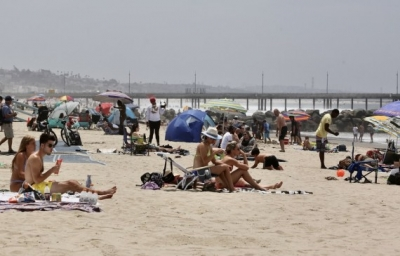 Covid cases surge 80% in LA | Covid cases surge 80% in LA