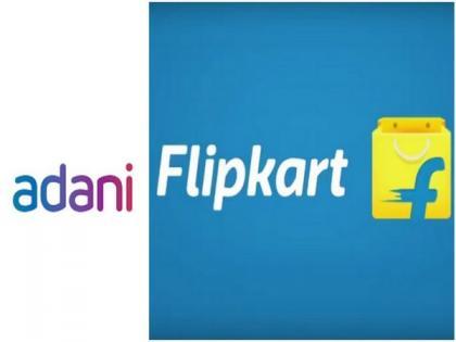 Flipkart enters into strategic partnership with Adani Group to strengthen logistics, data centre capabilities | Flipkart enters into strategic partnership with Adani Group to strengthen logistics, data centre capabilities