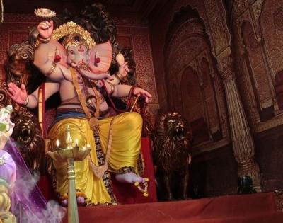 Ganeshotsav: For 2nd year, no giant idols or mega celebrations in Maha | Ganeshotsav: For 2nd year, no giant idols or mega celebrations in Maha