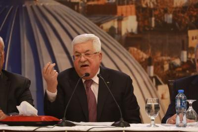 Palestine slams Arab normalisation deals with Israel   Palestine slams Arab normalisation deals with Israel