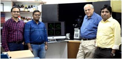 Molecular sensor on serotonin receptor to detect cholesterol | Molecular sensor on serotonin receptor to detect cholesterol