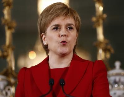Scottish National Party mulls 2nd independence referendum | Scottish National Party mulls 2nd independence referendum