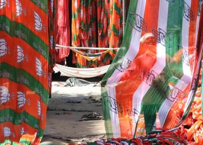 BJP-Congress face-off intensifies for bypolls in MP   BJP-Congress face-off intensifies for bypolls in MP
