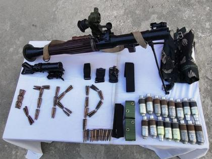 Terrorist hideout busted in J-K's Sopore; one arrested | Terrorist hideout busted in J-K's Sopore; one arrested