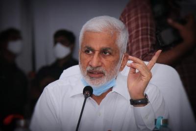 Seeing bias in Lok Sabha Speaker's position on rebel MP: YSRCP | Seeing bias in Lok Sabha Speaker's position on rebel MP: YSRCP