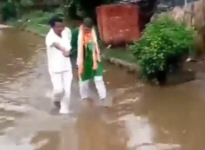 UP MLA gets a reality check in his constituency   UP MLA gets a reality check in his constituency