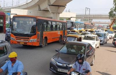 Bharat Bandh: Trains halted in Haryana, Punjab; road traffic affected in NCR | Bharat Bandh: Trains halted in Haryana, Punjab; road traffic affected in NCR