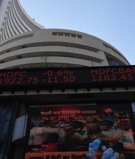 Profit bookings, global cues subdue equity indices | Profit bookings, global cues subdue equity indices