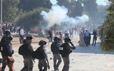 Israel's measures of displacing Palestinians illegal: EU | Israel's measures of displacing Palestinians illegal: EU