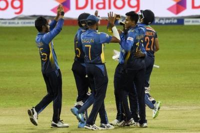 Sri Lanka score consolation 3-wicket win in third ODI   Sri Lanka score consolation 3-wicket win in third ODI