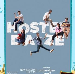 Adarsh Gourav on 'Hostel Daze 2' role: I am very different from Ankit | Adarsh Gourav on 'Hostel Daze 2' role: I am very different from Ankit