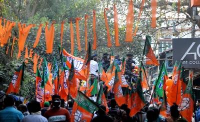 Senior Bengal BJP leaders to pacify agitated party workers in Singur   Senior Bengal BJP leaders to pacify agitated party workers in Singur