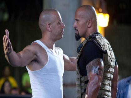 Dwayne Johnson addresses long time beef with Vin Diesel   Dwayne Johnson addresses long time beef with Vin Diesel