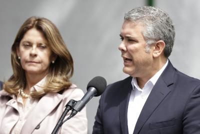 Colombian Prez touts tax-free day for economic recovery   Colombian Prez touts tax-free day for economic recovery