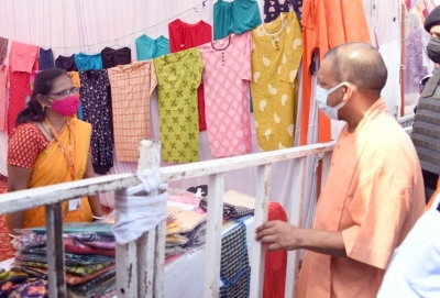 Gorakhpur to become UP's textile hub | Gorakhpur to become UP's textile hub