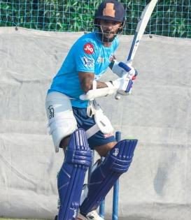 Important for us to start IPL phase-2 on a high note: Delhi Capitals' Dhawan | Important for us to start IPL phase-2 on a high note: Delhi Capitals' Dhawan
