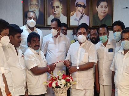 Tamil Nadu Assembly polls: Sitting AIADMK MLA joins TTV Dhinakaran's AMMK   Tamil Nadu Assembly polls: Sitting AIADMK MLA joins TTV Dhinakaran's AMMK