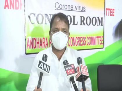 Andhra Pradesh Congress submits memo to Governor demanding universal free vaccination | Andhra Pradesh Congress submits memo to Governor demanding universal free vaccination
